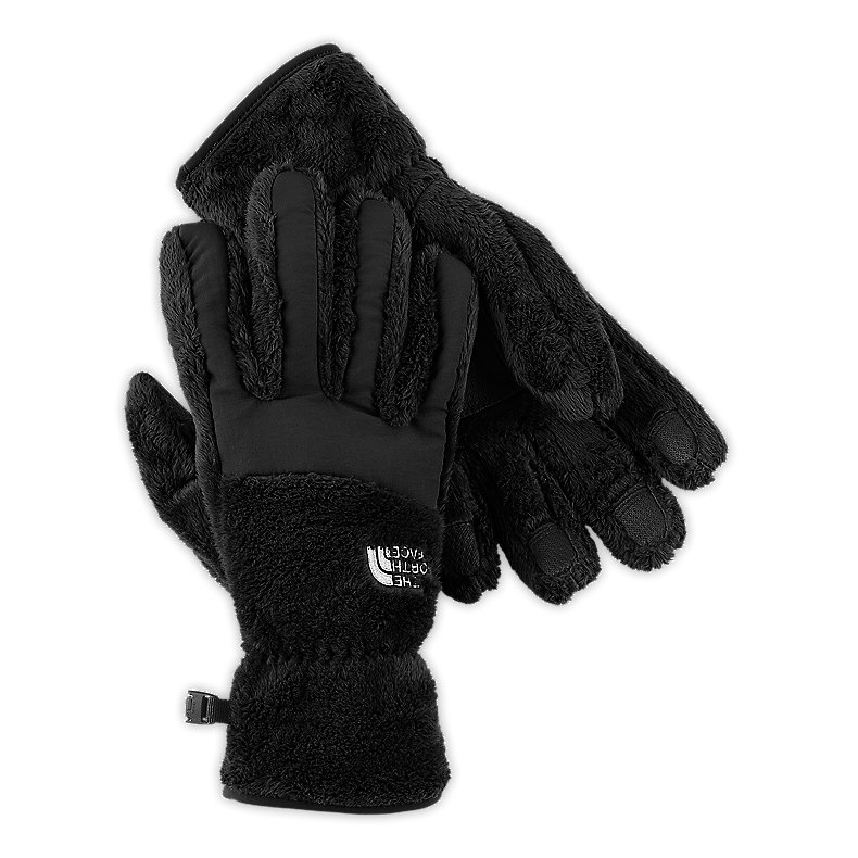NORTH FACE WOMEN DENALI THERMAL GLOVE TNF BLACK