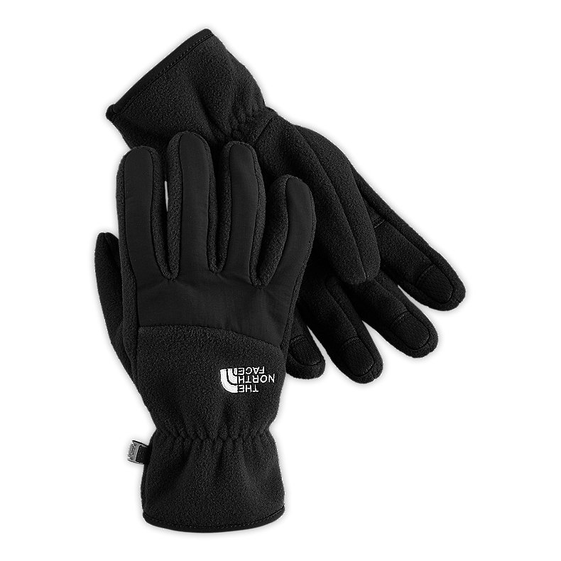 NORTH FACE WOMEN DENALI GLOVE TNF BLACK