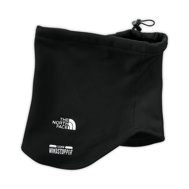 NORTH FACE WINDSTOPPER NECK GAITER TNF BLACK