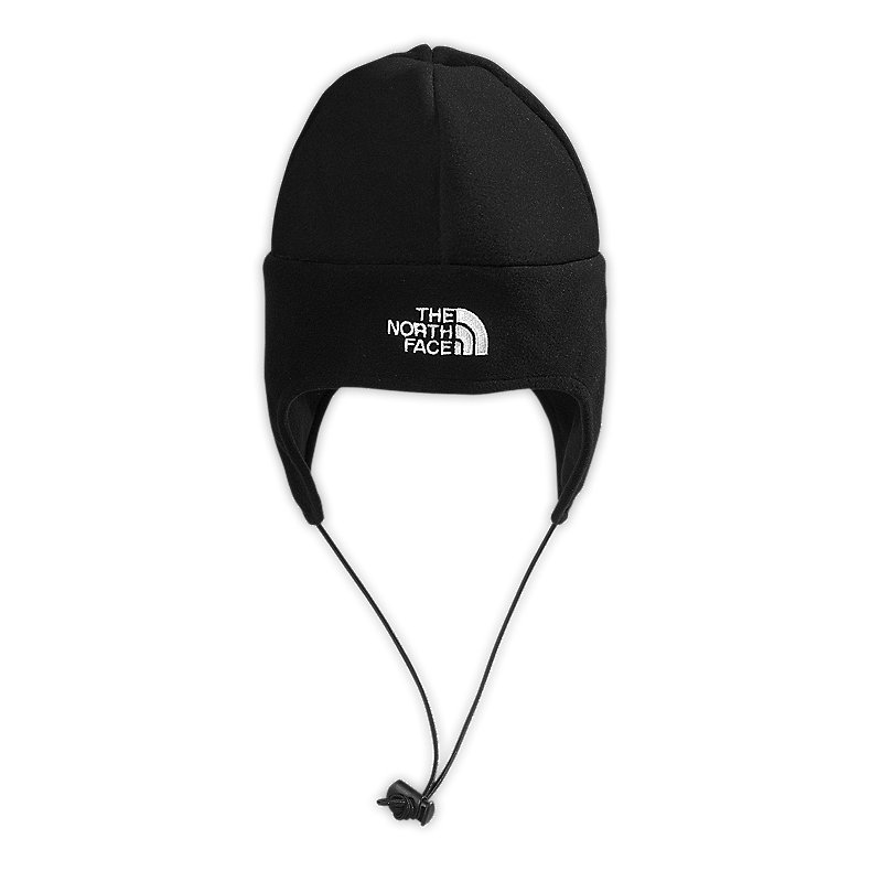 NORTH FACE WINDSTOPPER HIGH POINT HAT TNF BLACK