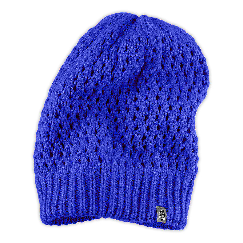 NORTH FACE SHINSKY BEANIE VIBRANT BLUE