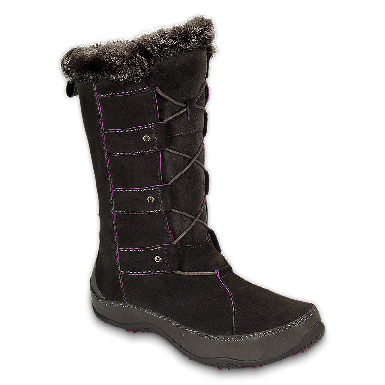 NORTH FACE WOMEN ABBY IV WEIMARANER BROWN / ROXBURY PINK