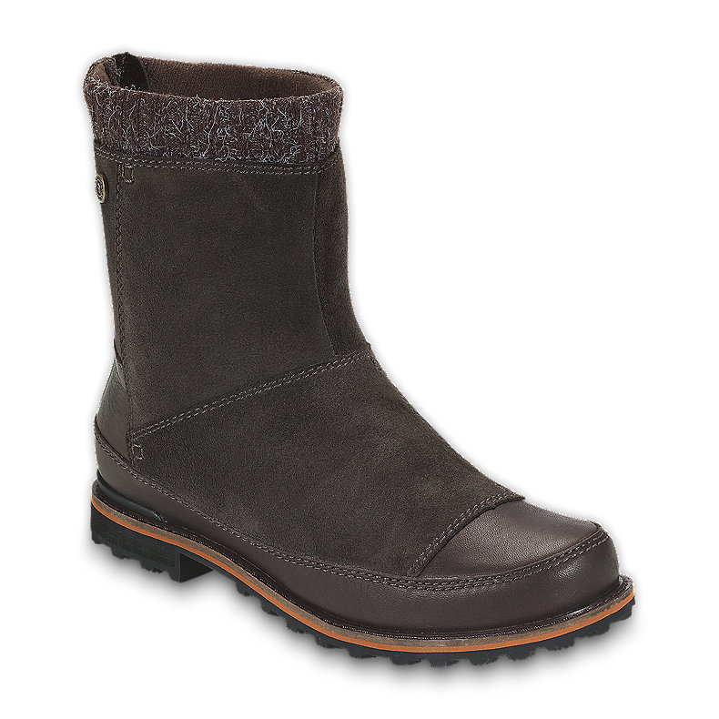NORTH FACE WOMEN SNOWTROPOLIS MID DEEP CHESTNUT BROWN / CAMEL BROWN