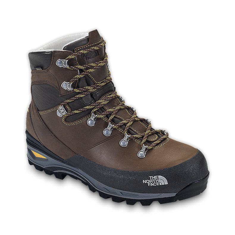 NORTH FACE WOMEN VERBERA BACKPACKER GTX CLASSIC KHAKI / SHROOM BROWN