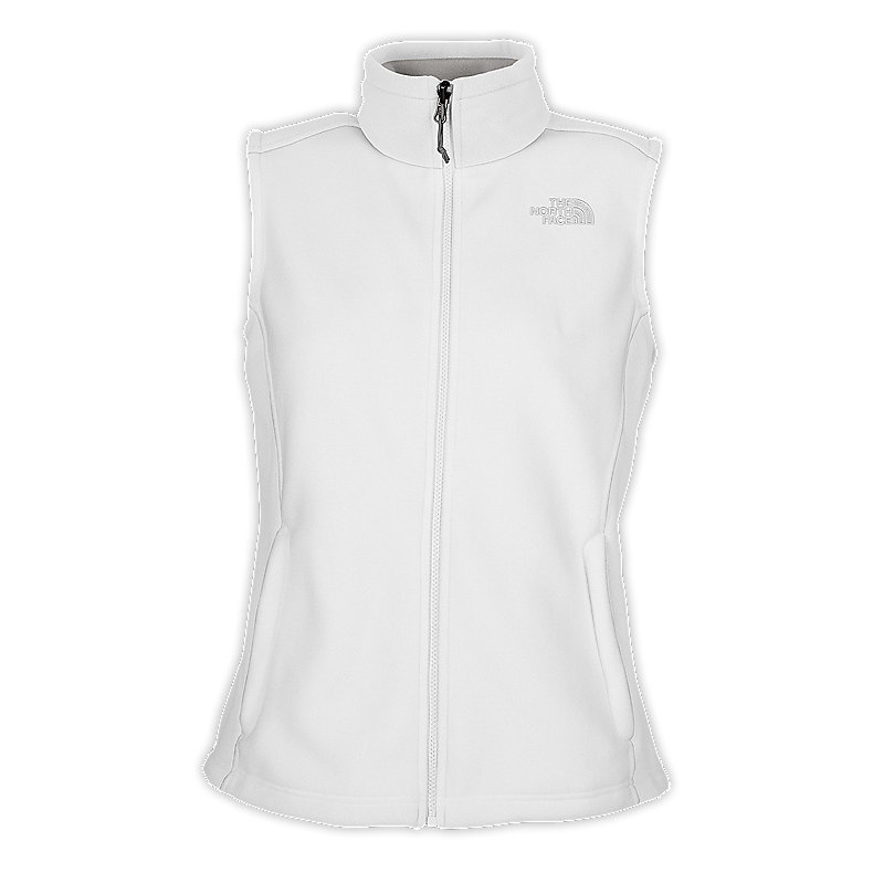 NORTH FACE WOMEN KHUMBU VEST TNF WHITE / TNF WHITE