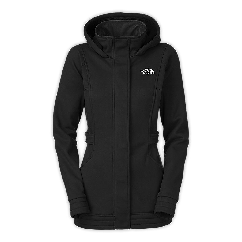 NORTH FACE WOMEN AVERY FLEECE JACKET TNF BLACK