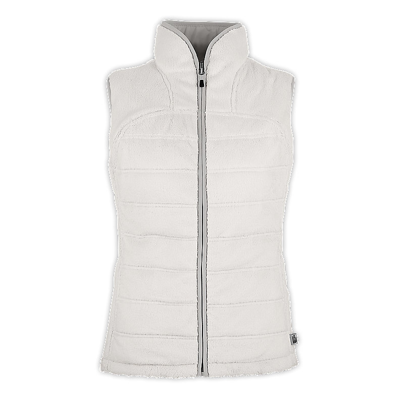 NORTH FACE WOMEN MOSSBUD INSULATED VEST VAPOROUS GREY / METALLICSLVR