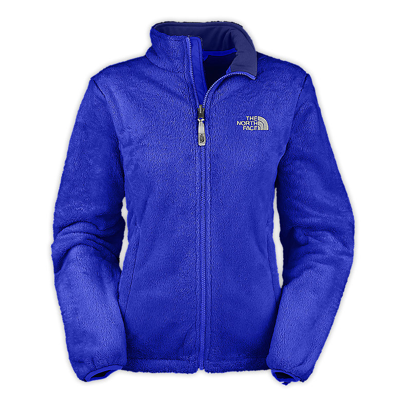 NORTH FACE WOMEN OSITO JACKET VIBRANT BLUE