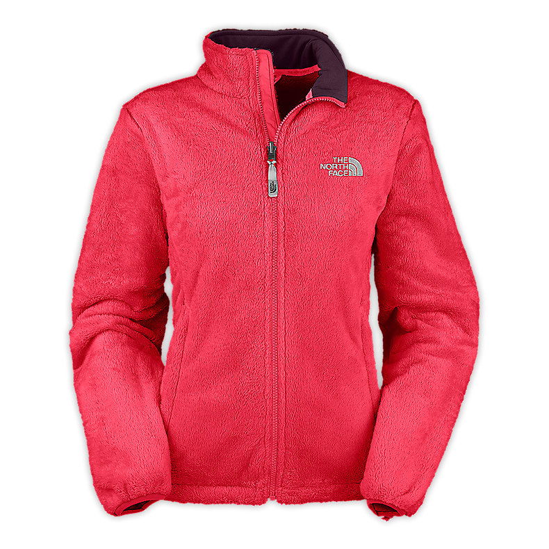 NORTH FACE WOMEN OSITO JACKET TEABERRY PINK
