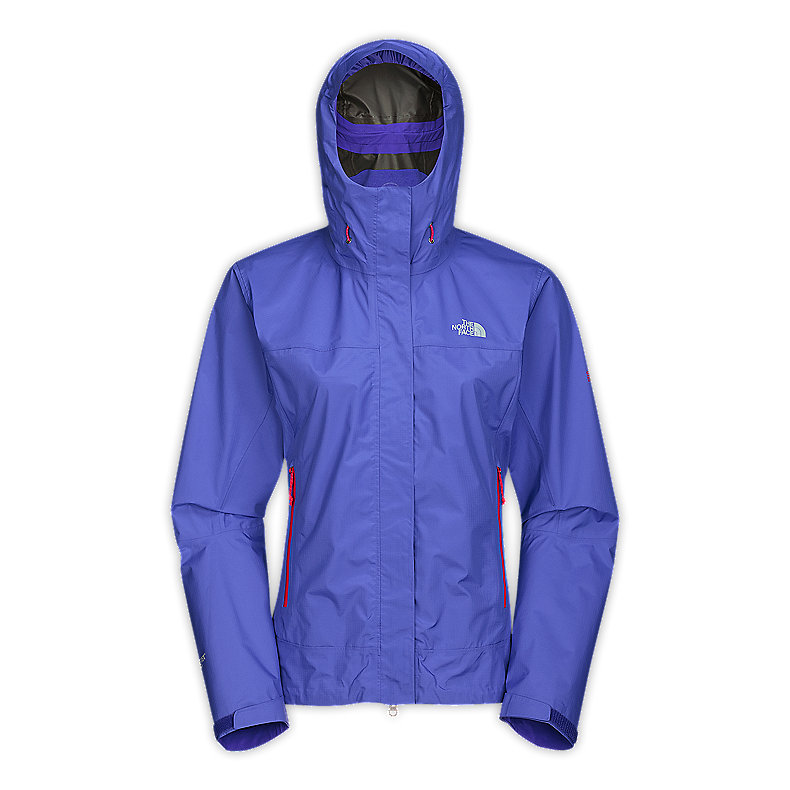 NORTH FACE WOMEN BLUE RIDGE PACLITE JACKET MOODY BLUE