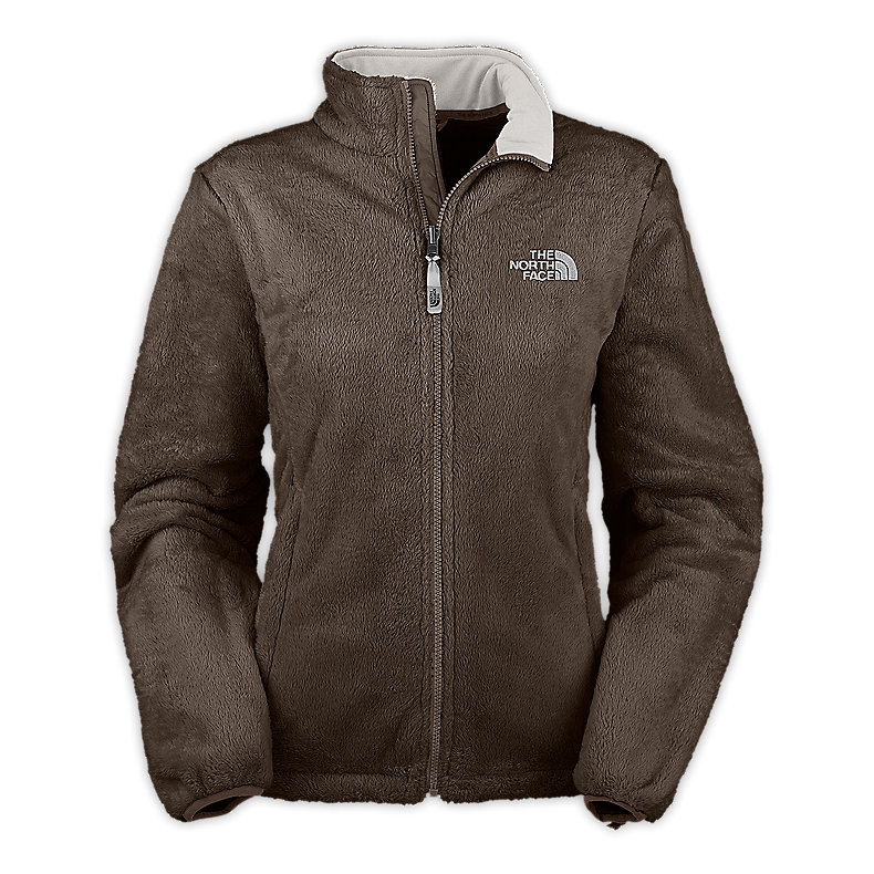NORTH FACE WOMEN OSITO JACKET WEIMARANER BROWN