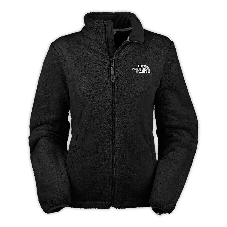 NORTH FACE WOMEN OSITO JACKET TNF BLACK