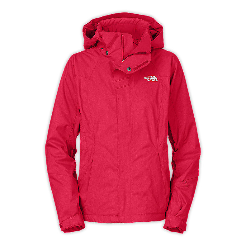 NORTH FACE WOMEN RIKIE JACKET BARBERRY PINK