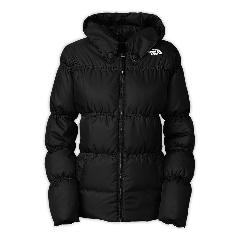 NORTH FACE WOMEN TOTALLY DOWN JACKET TNF BLACK