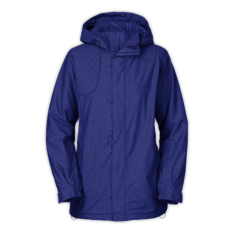 NORTH FACE WOMEN STANYAN JACKET BOLT BLUE