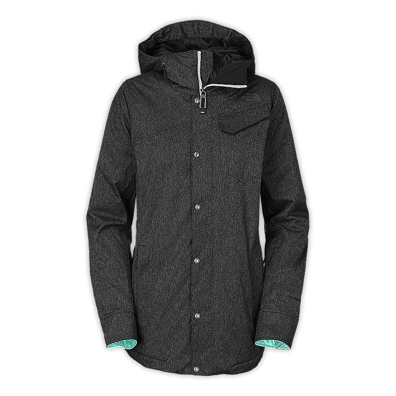 NORTH FACE WOMEN SOCIALIZER DENIM JACKET TNF BLACK