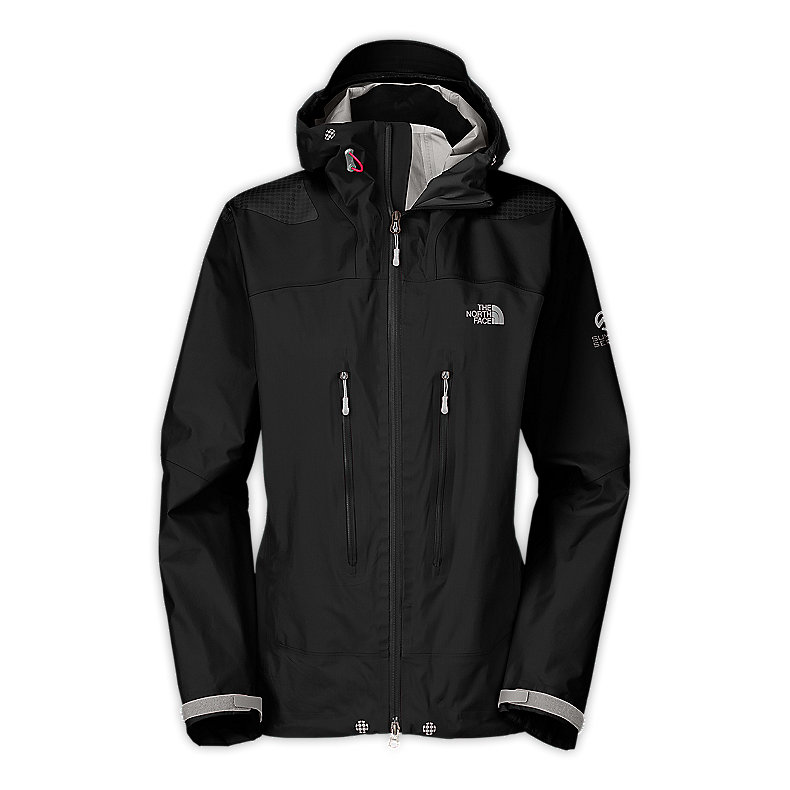 NORTH FACE WOMEN MERU GORE JACKET TNF BLACK
