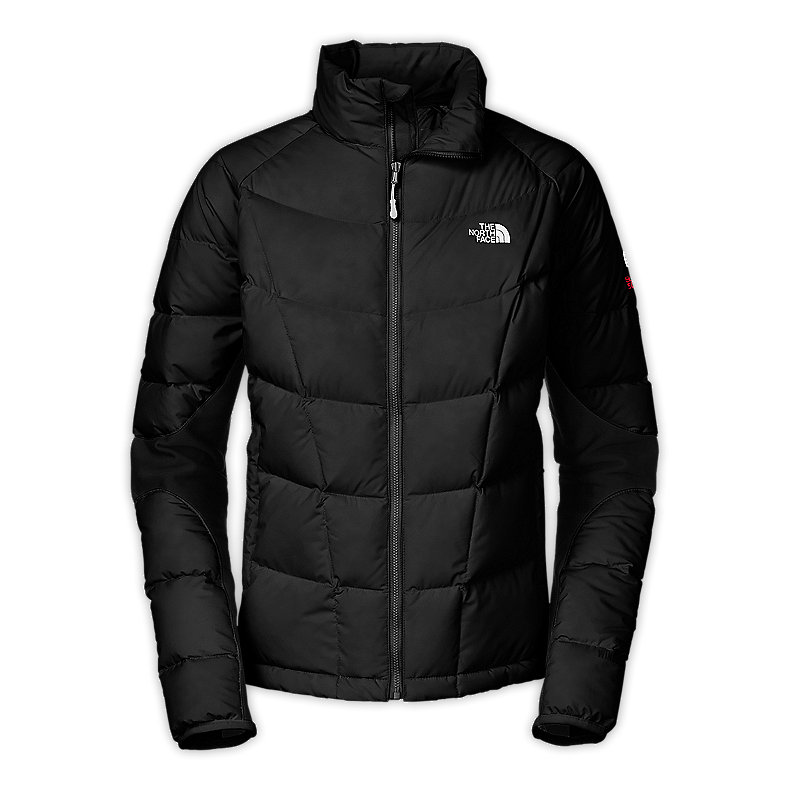 NORTH FACE WOMEN A-BACK HYBRID DOWN JACKET TNF BLACK