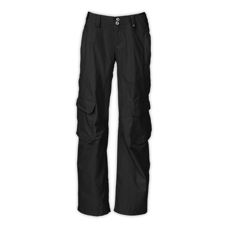 NORTH FACE WOMEN RIDERARCHY PANT TNF BLACK