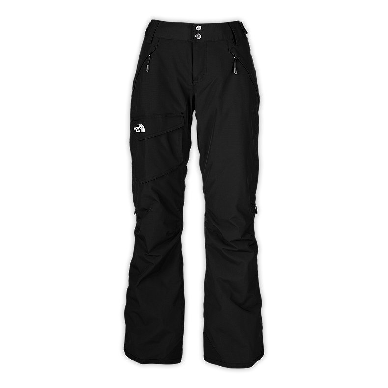 NORTH FACE WOMEN FREEDOM LRBC INSULATED PANT TNF BLACK
