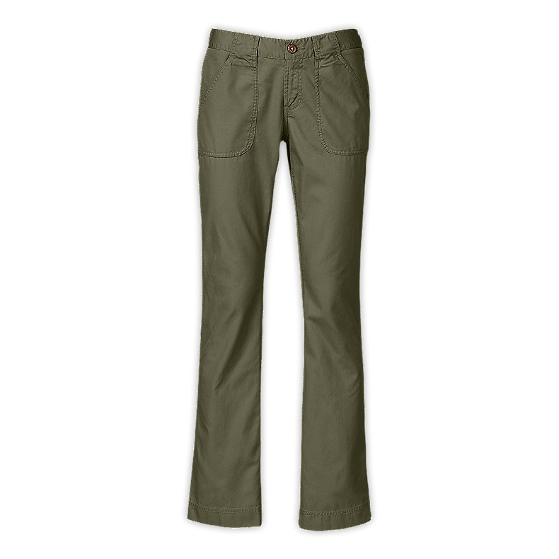 NORTH FACE WOMEN LUPINE BOOTCUT PANT NEW TAUPE
