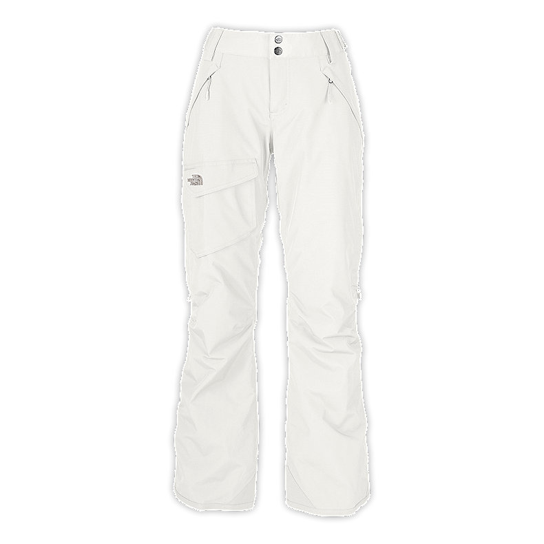 NORTH FACE WOMEN FREEDOM LRBC PANT TNF WHITE