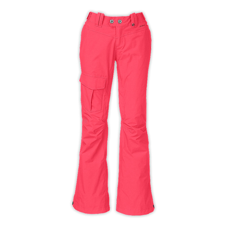 NORTH FACE WOMEN SHAWTY PANT TEABERRY PINK