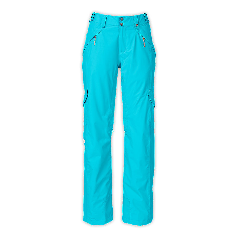 NORTH FACE WOMEN KEELY PANT TURQUOISE BLUE