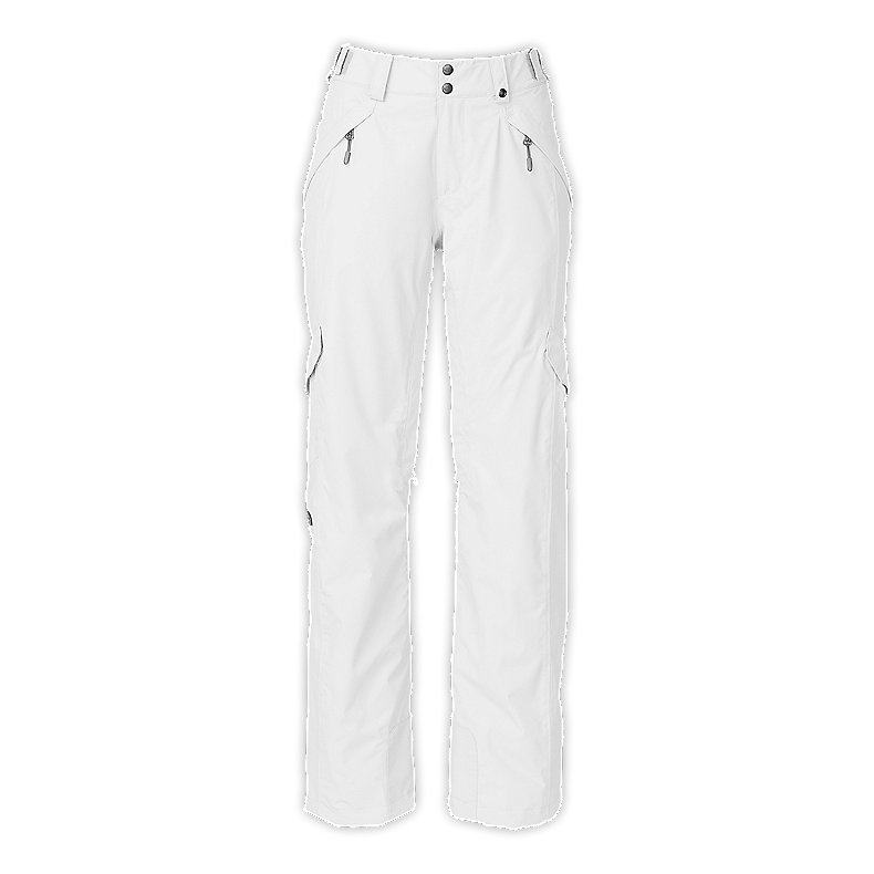 NORTH FACE WOMEN KEELY PANT TNF WHITE