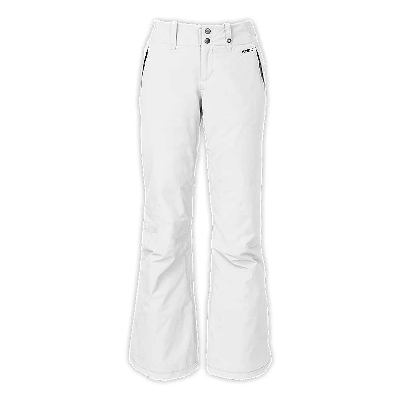 NORTH FACE WOMEN SALLY PANT TNF WHITE