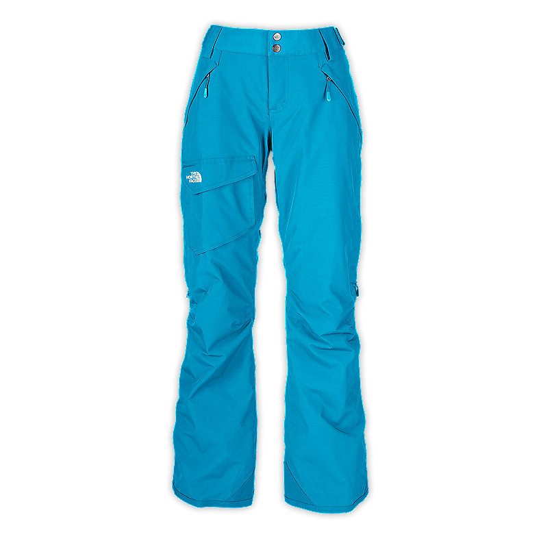 NORTH FACE WOMEN FREEDOM LRBC PANTS ACOUSTIC BLUE