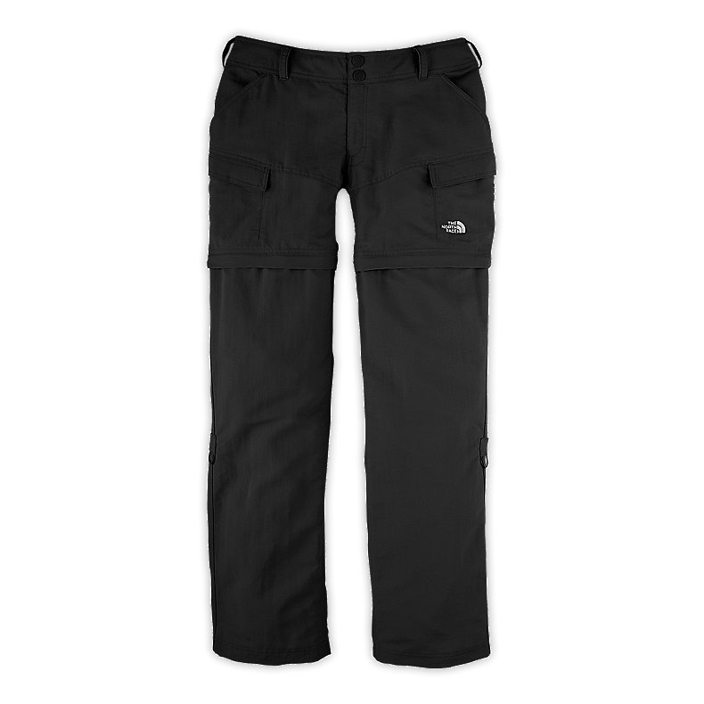 NORTH FACE PARAMOUNT VALLEY CONVERTIBLE PANTS TNF BLACK