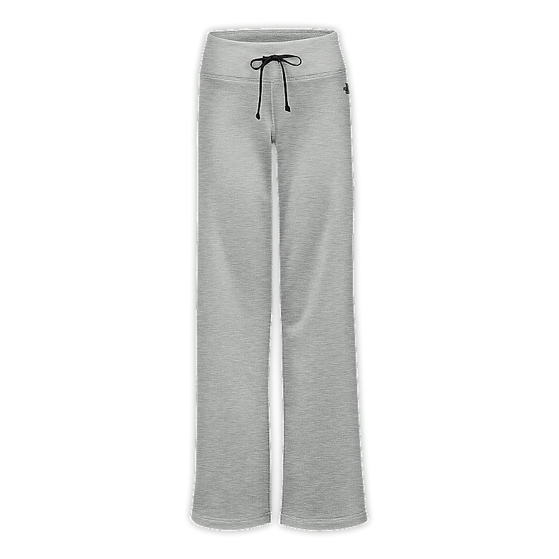 NORTH FACE WOMEN FAVE-OUR-ITE PANTS HEATHER GREY
