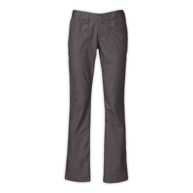 NORTH FACE WOMEN LUPINE BOOTCUT PANT GRAPHITE GREY