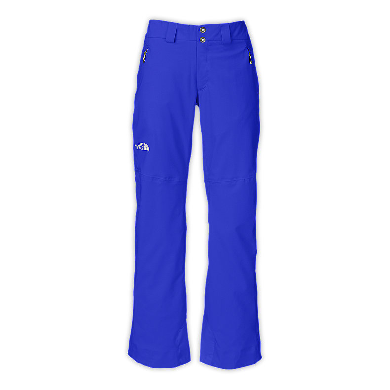 NORTH FACE WOMEN STRETCH HIGHLANDER PANT VIBRANT BLUE