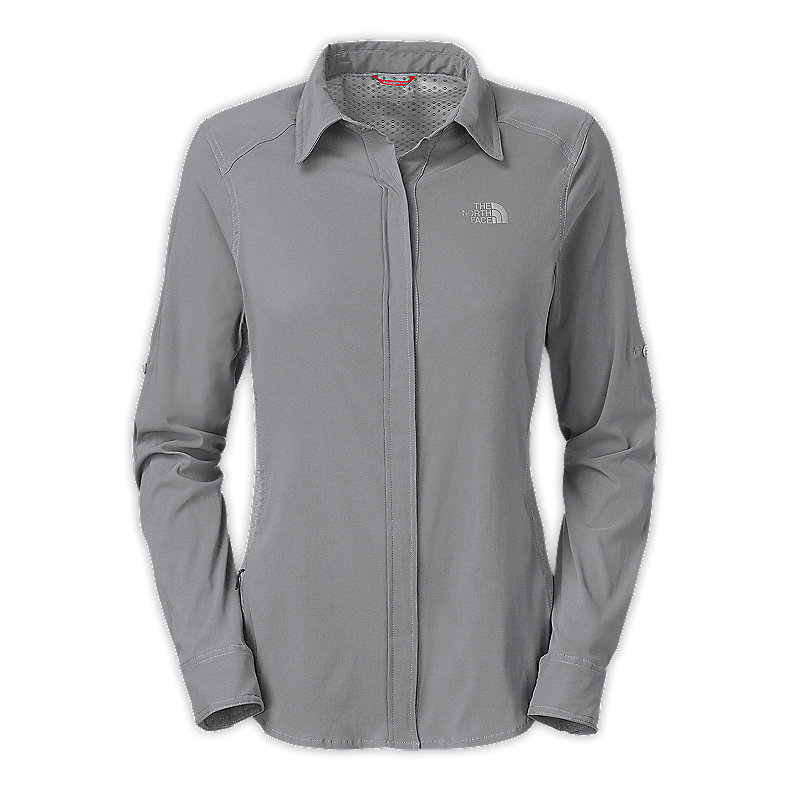 NORTH FACE WOMEN VICTORY WOVEN METALLIC SILVER