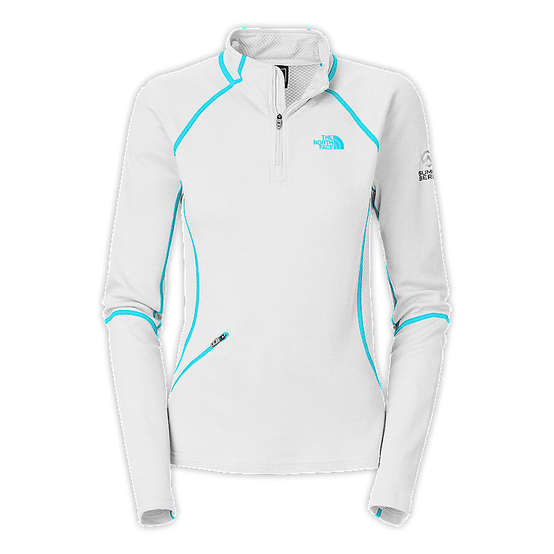 NORTH FACE WOMEN KANNON MIDLAYER TNF WHITE