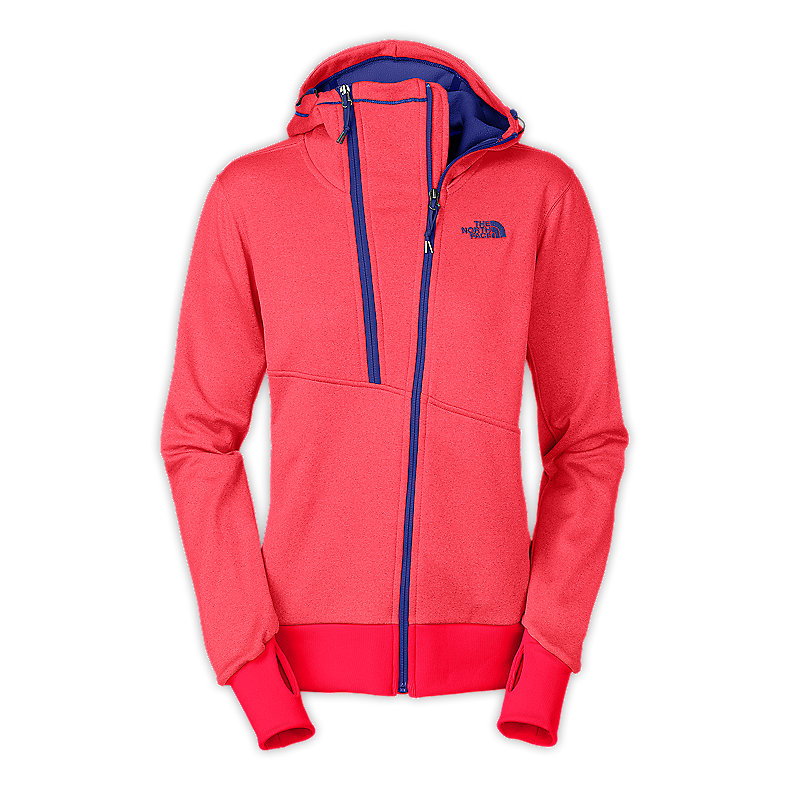 NORTH FACE WOMEN STYNGER HOODIE TEABERRY PINK