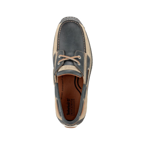 Timberland Mens Annapolis 2-Eye Moccasins Brown