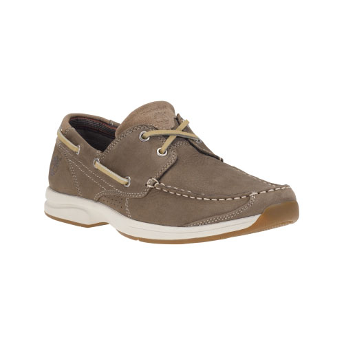 Timberland Mens Earthkeepers Hulls Cove 2-Eye Boat Shoes Olive Tumbled Nubuck
