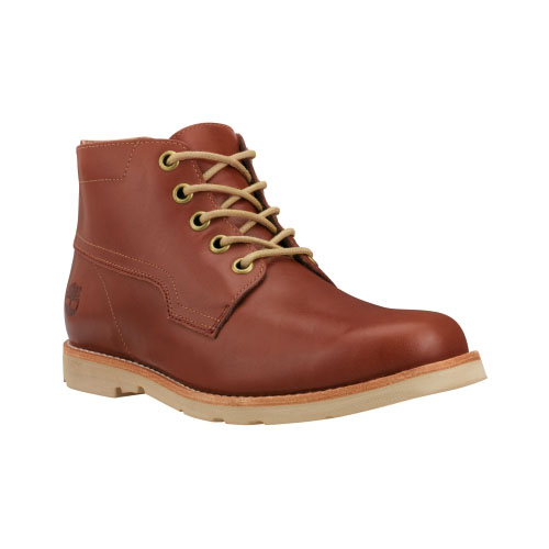 Timberland Mens Earthkeepers Rugged LT Chukka Boots  Light Brown Full-Grain
