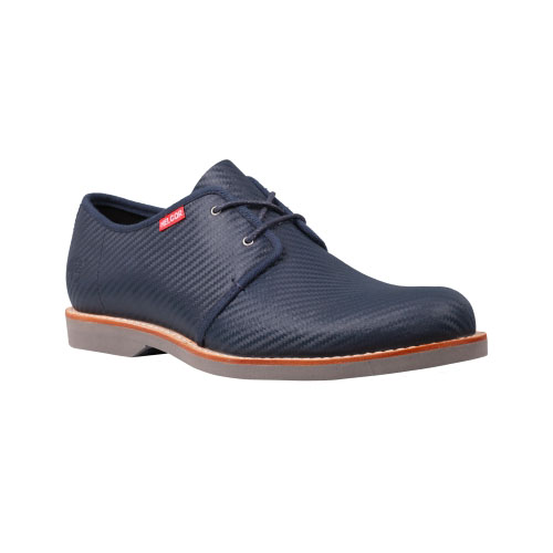 Timberland Mens Earthkeepers Stormbuck Lite Oxford Shoes Navy Scuff Proof