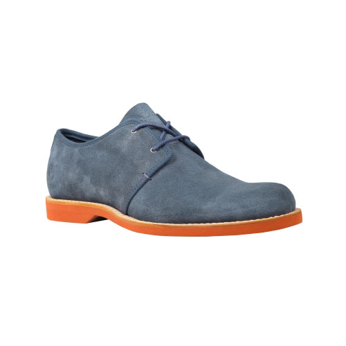 Timberland Mens Earthkeepers Stormbuck Lite Oxford Shoes Dark Slate Suede