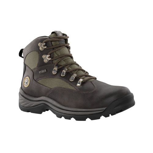 Timberland Mens Chocorua Trail Mid Waterproof Hiking Boots  Brown/Light Brown