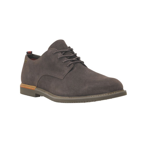 Timberland Mens Earthkeepers Brook Park Oxford Shoes Dark Brown Suede