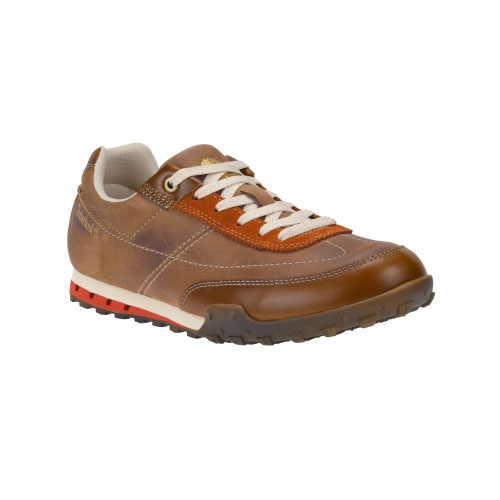 Timberland Mens Greeley Leather Shoes Brown