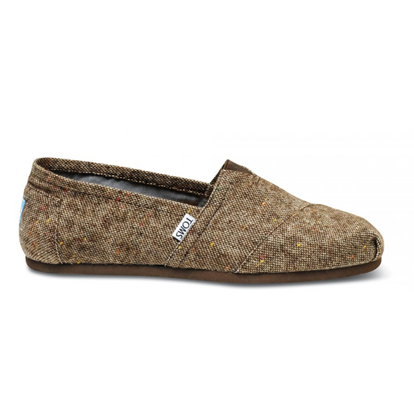 Toms Chocolate Holden Men Classics