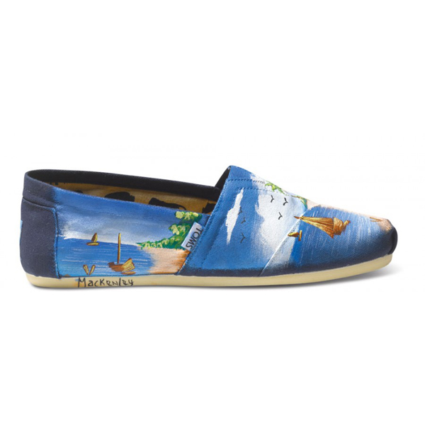 Toms Norelus' Sailboats Men Classics