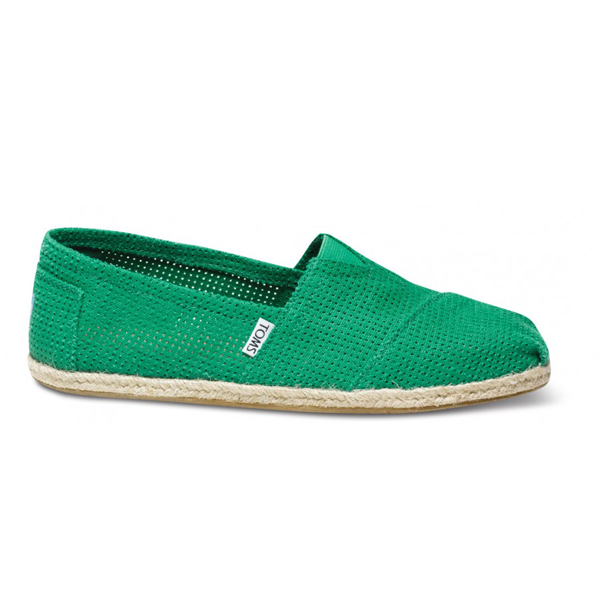 Toms Kelly Green Freetown Men Classics