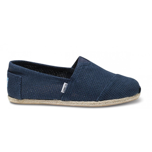 Toms Freetown Navy Men Classics